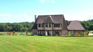 chambre d'hôtes près de Deauville l'herbe aux vaches 000