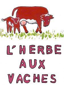 chambre d'hôtes à Deauville herbe aux vaches logo sans fond copie ok