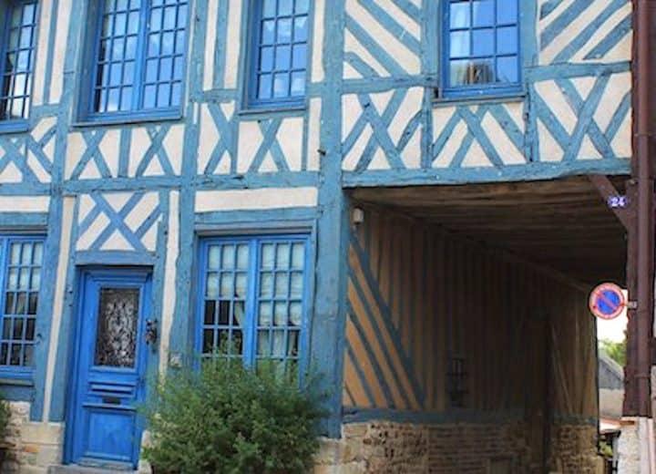 Beaumont-en-Auge / Beuvron-en-Auge
