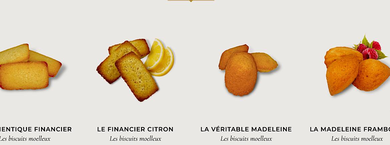 ⇒ Humm… les gâteaux !