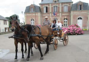 balade cheval deauville