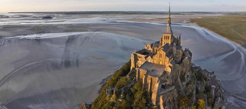 hébergement Normandie