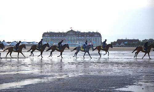chambre hote deauville chevaux