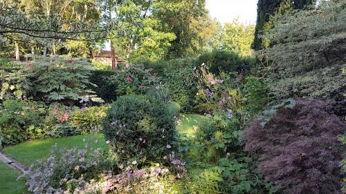 jardin cambremer normandie