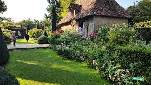 normandie chambre hotes jardin
